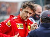 Leclerc and Ferrari 'confused' over tyre performance