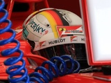 Vettel lucky to recover as Ferrari prove fast but frail