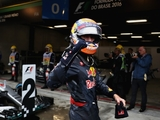 Verstappen delighted despite difficult conditions