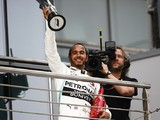 Hamilton the only F1 driver to reach same level as Senna - Berger