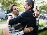 "Netflix shows ""surprising"" Steiner leadership style - Grosjean"
