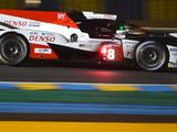 Fernando Alonso, Toyota on provisional pole for Le Mans
