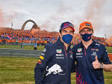 Max's team-mate 'doesn't matter' but 'happy' with Perez