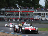 Alonso No 8 car takes Le Mans pole