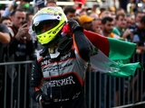 Perez backs Mexican GP's anti-Trump initiative