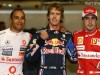Vettel: Alonso and Hamilton stand-out drivers