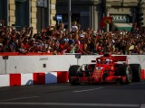 Vettel Milan F1 crash: Steering wheel error caused demo-run shunt