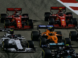 Ferrari voices support for 2021 F1 Sprint Race proposals