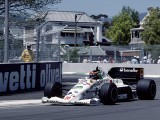 Ghinzani to auction his old F1 cars