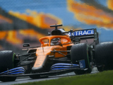 """Outstanding"" Sainz 'exceeded expectations' at McLaren - Brown"