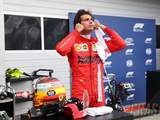 Sainz rues timing of final run after missing out on maiden F1 pole in Sochi