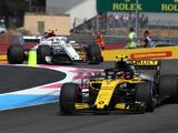Renault 'deserved' midfield lead - Carlos Sainz Jr