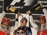 Vettel wins 2010 title with lights to flag win in Abu Dhabi