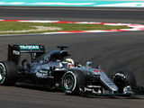 Hamilton finds more pace to lead second practice