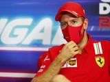 Vettel wants to close Ferrari chapter 'with dignity'