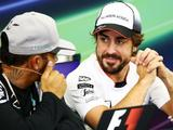 Lewis Hamilton/Fernando Alonso partnership at Mercedes wouldn't have worked - Nico Rosberg