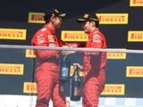 Vettel 'Dealing Well' with Team-mate Leclerc at Ferrari in 2019 - Binotto