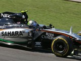 Force India pleased after returning to fifth