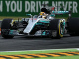 P1: Lewis ahead on Ferrari ground