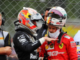 Verstappen feels Vettel 'should've backed off'