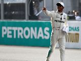 Lewis Hamilton surprised himself with Malaysia pole lap