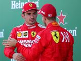 Vettel/Leclerc reminds Button of Alonso/Hamilton