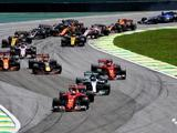 Sebastian Vettel triumphs in Brazil while Lewis Hamilton charges through the field