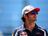 Tost expecting Sainz Jr. to stay at STR