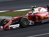 Floor damage hampers Raikkonen's race