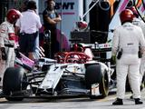 How Alfa Romeo's tyre blunder sealed Kimi Raikkonen's 's*** weekend'