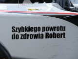 Kubica: I must return this year