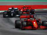 Ferrari have '40-50 HP' to find on Mercedes