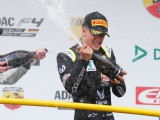 Schumacher Jr takes rookie honours on single-seater debut