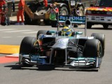 Rosberg Dominates Day One In Monte Carlo