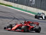Sebastian Vettel: Mercedes had nothing to lose with 'huge risk'