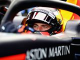 Verstappen: The car 'was not good enough'