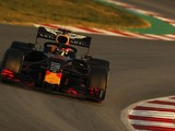 F1 testing video: Red Bull starts to show its hand at Barcelona
