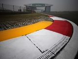 China FP1 halted, medical helicopter unable to operate