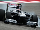 Bottas shines to secure 8th for Williams