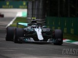 Mercedes set-up switches backfire for Bottas