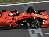 Leclerc keeps Ferrari top, Gasly crashes out