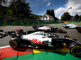Belgian GP: Race team notes - Haas