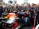 Red Bull '14 days' ahead of schedule for 2020