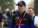 """We maximised our time on track"" – Daniil Kvyat"