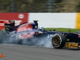 Slow puncture costs Vergne final point