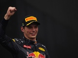 Verstappen stuns with 14th to 3rd charge in 12 laps