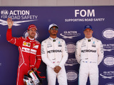 Hamilton tops qualifying session