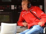 Chilton coy on Marussia return
