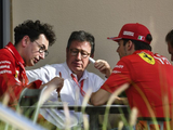 Ferrari give Binotto vote of confidence despite Mercedes dominance