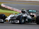 Rosberg takes pole on mixed grid, Hamilton sixth